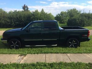 2005 Chevrolet Silverado Z71 LTZ Loaded