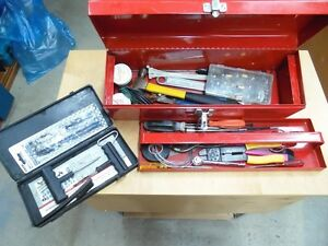 Assorted Job Kits - Toolbox & Contents Included London Ontario image 4