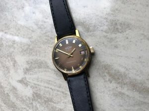 BEAUTIFUL VINTAGE SWISS MADE VULCAIN MEN'S WATCH
