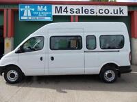 LDV Maxus 17st minibus