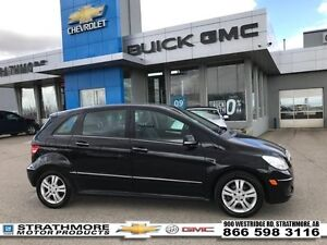 2007 Mercedes Benz B-Class Turbo-Panoramic roof-Heated seats-