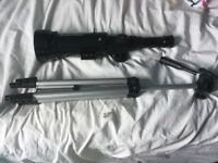 Telescope for sale. Very cheap