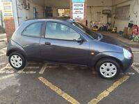 Ford KA, 2005/55, 1.3 petrol, 55000 miles, nice clean car, £895