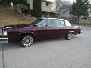 1980 Buick Electra 2 door with moonroof