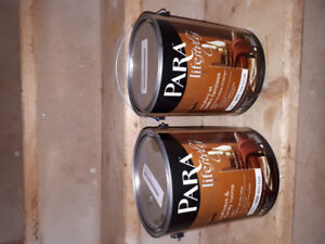 Two Gallons PARA Paint from Lowes