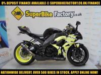 2011 11 KAWASAKI ZX-10R 1000CC 0% DEPOSIT FINANCE AVAILABLE