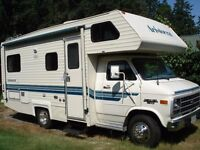 Chevy Aristocrat by Corsair Motorhome