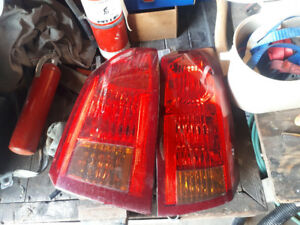 Cadillac cts tail lights