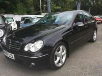 2007 Mercedes Benz C Class C180K Avantgarde SE 4dr Auto 4 door Saloon