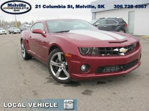 2011 Chevrolet Camaro 2SS   - Certified - SUNROOF - Leather Seat