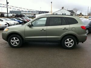 2009 HYUNDAI SANTA FE LIMITED * LEATHER * PWR ROOF * EXTRA CLEAN London Ontario image 3