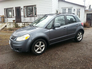 2007 Suzuki SX4 Hatchback CERTIFIED and E-TESTED