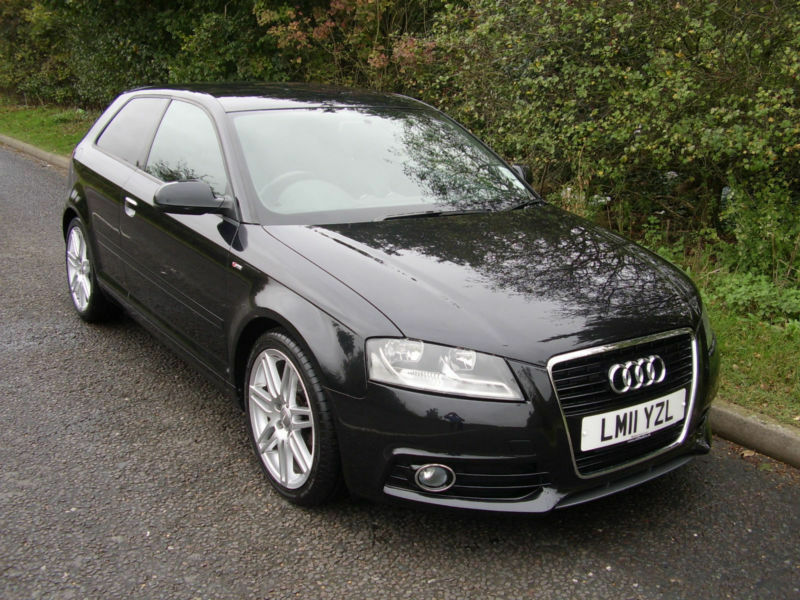 2011 audi a3 1 2 tfsi tronic s line only 21 415 miles 1 owner fash sale on in faversham. Black Bedroom Furniture Sets. Home Design Ideas