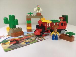 Lego Duplo Le grand train - Histoire de jouets (5659) Saguenay Saguenay-Lac-Saint-Jean image 1
