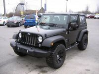 2014 Jeep Wrangler Sport 2Door 4x4