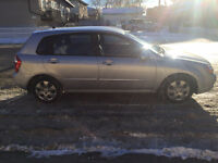 **2007 Kia Spectra 5 LX Hatchback--AUTO--LOW KMS--INSPECTED!****