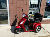 Brand New Gio MS3 electric mobility scooter 500w , model 2015
