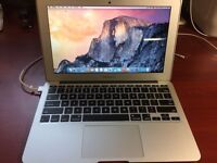 "11"" MacBook Air - virtually NEW!"