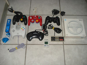 Various Controllers!