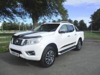 2017 17 Nissan Navara 2.3 dCi Diesel Tekna Double Cab 4WD Pickup