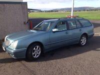 Mercedes E220 CDi estate diesel