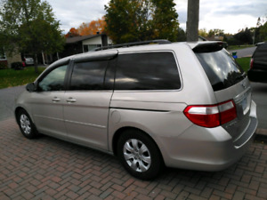 2006 Honda Odyssey EX with SAFETY and new Timing Belt. $6500.