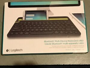 Logitech - Bluetooth Keyboard K48