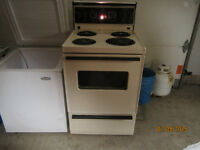 24inch HOTPOINT, Almond Oven, perfect for....