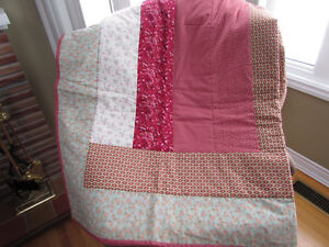 Homemade quilts/crafts etc