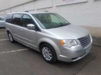 Chrysler Grand Voyager 2.8CRD auto 2010MY Limited