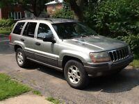 2001 Jeep Grand Cherokee Laredo SUV, Crossover