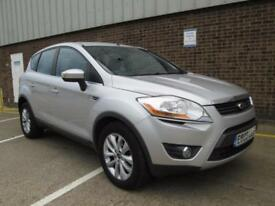 2009 FORD KUGA 2.0 DIESEL 4X4 TITANIUM LEATHER CAMBELT REPLACED FULL HISTORY