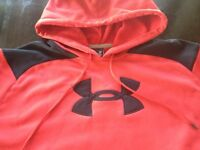 UnderArmour polyester hoodie for sale
