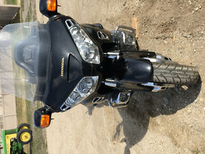 03 Goldwing 1800 for sale