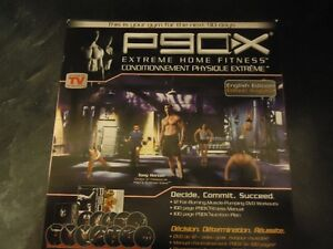 P90X EXTREME HOME FITNESS