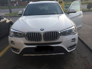 BMW X3 WHITE ( $24500+TAX)