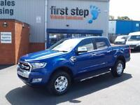 Ford Ranger 2.2TDCi ( 160PS ) 4x4 1 2016MY Limited Double Cab
