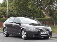 Audi A3 2.0TDI Sportback 2005MY Sport,3 OWNERS,FULL MOT,LOVELY CAR