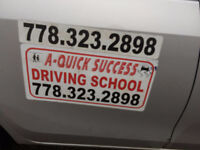 DRIVING INSTRUCTOR-LOW PRICED