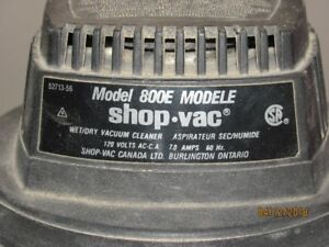 Wet-Dry Shop Vac