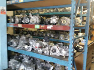 We are rebuilding all make and model of cars and Trucks alternat