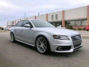 AUDI S4 SUPERCHARGED SPORT ACTIVE