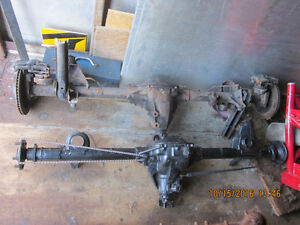 Differentiel Posi,a Disques,G.M.10 Bolts  3.23 , Trans Am 1996
