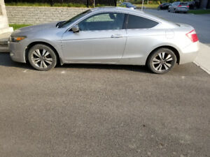 **NAVIGATION**2008 Honda Accord EX-L Coupé (2 portes)