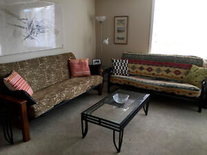 Excellent condition Futon couch