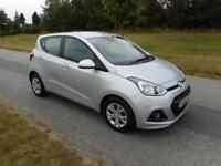 2014 64 Hyundai i10 1.2 SE Petrol, 5 Door, Low Miles, Long Mot, P/X BARGAIN