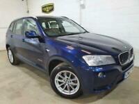 2013 BMW X3 2.0 18d SE sDrive 5dr SUV Diesel Manual