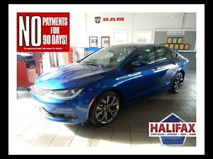 2016 Chrysler 200 S PACK!!  FULLY LOADED!!!!