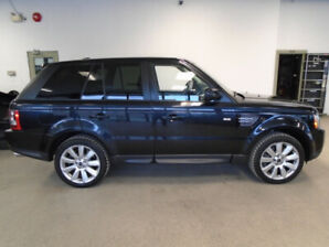 2012 RANGE ROVER SPORT SUPERCHARGED! 104,000KMS! ONLY $25,900!!!