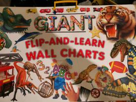 A1 Giant Children's Learning Flip chart